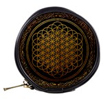 Bring Me The Horizon Cover Album Gold Mini Makeup Bags Back
