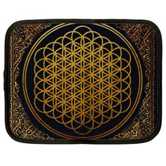 Bring Me The Horizon Cover Album Gold Netbook Case (xxl)