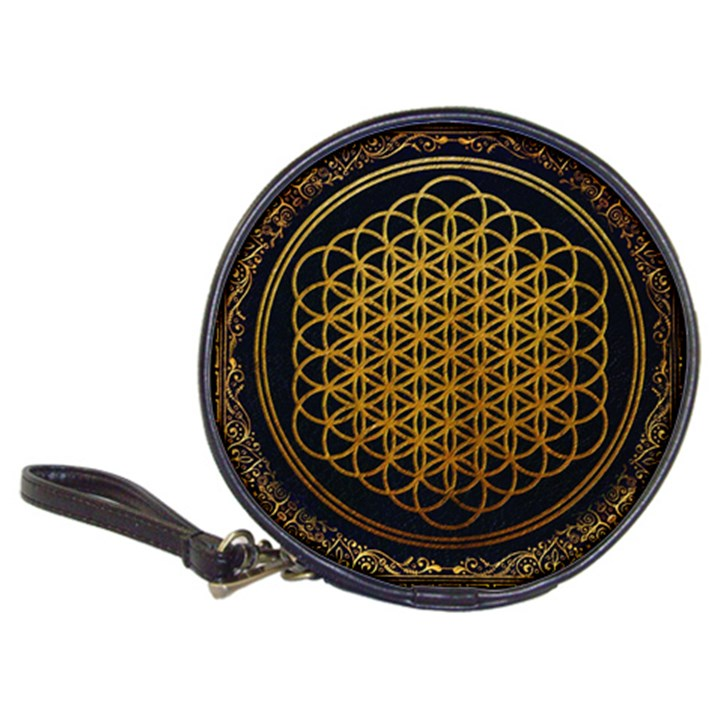 Bring Me The Horizon Cover Album Gold Classic 20-CD Wallets