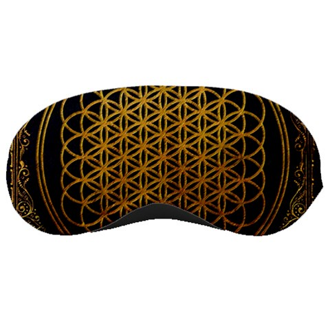 Bring Me The Horizon Cover Album Gold Sleeping Masks