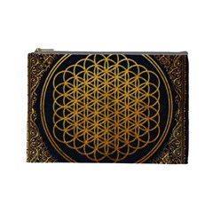 Bring Me The Horizon Cover Album Gold Cosmetic Bag (Large)