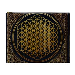 Bring Me The Horizon Cover Album Gold Cosmetic Bag (XL)