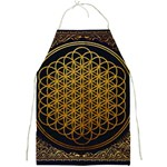 Bring Me The Horizon Cover Album Gold Full Print Aprons Front