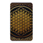 Bring Me The Horizon Cover Album Gold Memory Card Reader Front