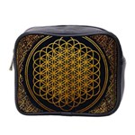 Bring Me The Horizon Cover Album Gold Mini Toiletries Bag 2-Side Front