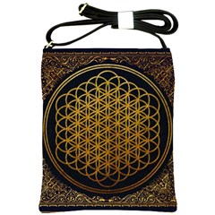 Bring Me The Horizon Cover Album Gold Shoulder Sling Bags