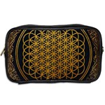 Bring Me The Horizon Cover Album Gold Toiletries Bags 2-Side Back