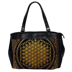 Bring Me The Horizon Cover Album Gold Office Handbags (2 Sides)