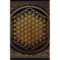 Bring Me The Horizon Cover Album Gold 5.5  x 8.5  Notebooks