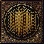Bring Me The Horizon Cover Album Gold Magic Photo Cubes Side 1