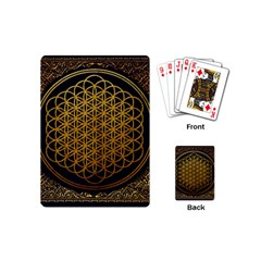Bring Me The Horizon Cover Album Gold Playing Cards (mini)