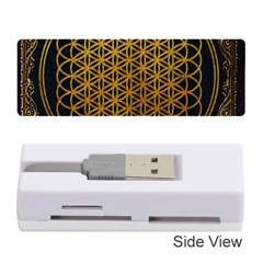 Bring Me The Horizon Cover Album Gold Memory Card Reader (Stick)