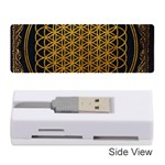 Bring Me The Horizon Cover Album Gold Memory Card Reader (Stick)  Front