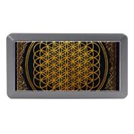 Bring Me The Horizon Cover Album Gold Memory Card Reader (Mini) Front