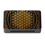 Bring Me The Horizon Cover Album Gold Memory Card Reader with CF Front