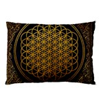Bring Me The Horizon Cover Album Gold Pillow Case (Two Sides) Back