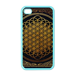 Bring Me The Horizon Cover Album Gold Apple Iphone 4 Case (color)