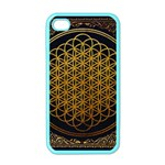 Bring Me The Horizon Cover Album Gold Apple iPhone 4 Case (Color) Front