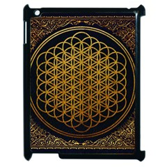 Bring Me The Horizon Cover Album Gold Apple iPad 2 Case (Black)