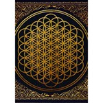 Bring Me The Horizon Cover Album Gold BOY 3D Greeting Card (7x5) Inside