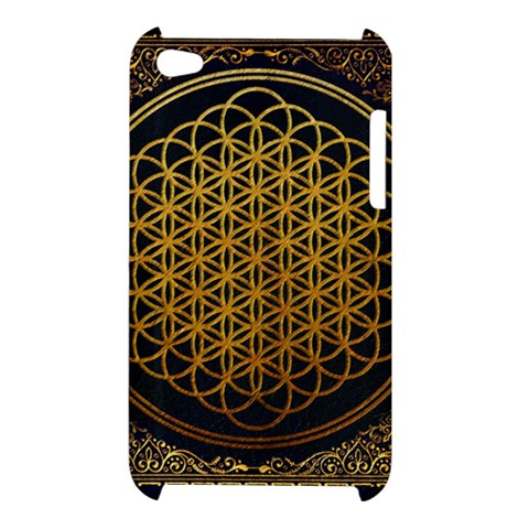 Bring Me The Horizon Cover Album Gold Apple iPod Touch 4