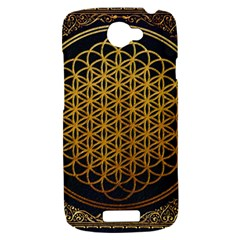 Bring Me The Horizon Cover Album Gold HTC One S Hardshell Case