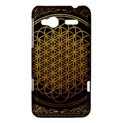 Bring Me The Horizon Cover Album Gold HTC Radar Hardshell Case