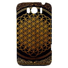 Bring Me The Horizon Cover Album Gold HTC Sensation XL Hardshell Case