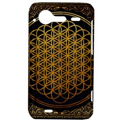 Bring Me The Horizon Cover Album Gold HTC Incredible S Hardshell Case