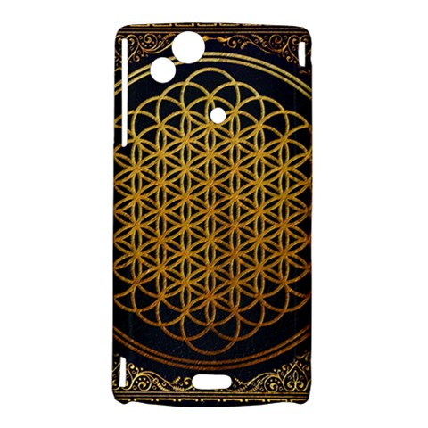 Bring Me The Horizon Cover Album Gold Sony Xperia Arc