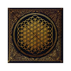 Bring Me The Horizon Cover Album Gold Acrylic Tangram Puzzle (6  x 6 )