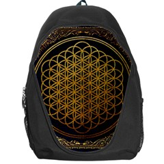 Bring Me The Horizon Cover Album Gold Backpack Bag