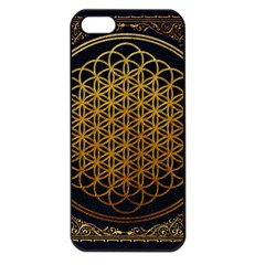 Bring Me The Horizon Cover Album Gold Apple iPhone 5 Seamless Case (Black)