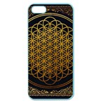 Bring Me The Horizon Cover Album Gold Apple Seamless iPhone 5 Case (Color) Front