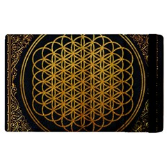 Bring Me The Horizon Cover Album Gold Apple Ipad 2 Flip Case