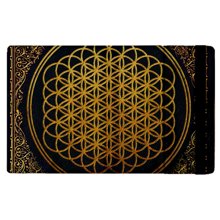 Bring Me The Horizon Cover Album Gold Apple iPad 3/4 Flip Case