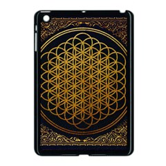Bring Me The Horizon Cover Album Gold Apple iPad Mini Case (Black)