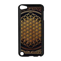 Bring Me The Horizon Cover Album Gold Apple iPod Touch 5 Case (Black)