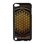 Bring Me The Horizon Cover Album Gold Apple iPod Touch 5 Case (Black) Front