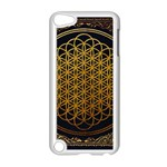 Bring Me The Horizon Cover Album Gold Apple iPod Touch 5 Case (White) Front