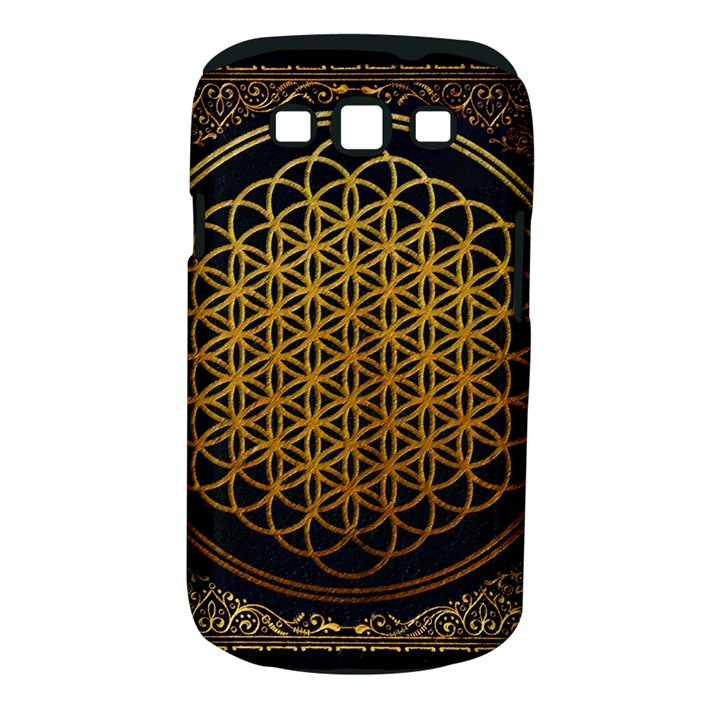Bring Me The Horizon Cover Album Gold Samsung Galaxy S III Classic Hardshell Case (PC+Silicone)