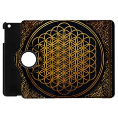 Bring Me The Horizon Cover Album Gold Apple Ipad Mini Flip 360 Case