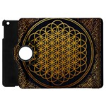 Bring Me The Horizon Cover Album Gold Apple iPad Mini Flip 360 Case Front