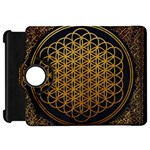 Bring Me The Horizon Cover Album Gold Kindle Fire HD Flip 360 Case Front