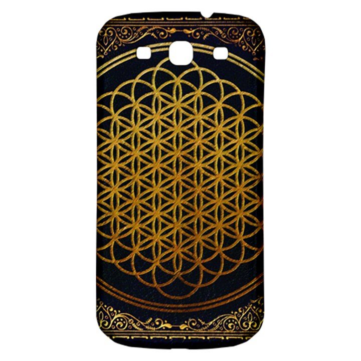 Bring Me The Horizon Cover Album Gold Samsung Galaxy S3 S III Classic Hardshell Back Case