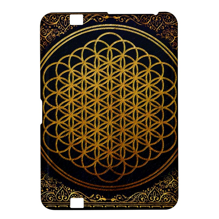 Bring Me The Horizon Cover Album Gold Kindle Fire HD 8.9