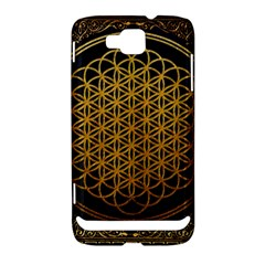 Bring Me The Horizon Cover Album Gold Samsung Ativ S i8750 Hardshell Case