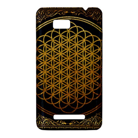 Bring Me The Horizon Cover Album Gold HTC One SU T528W Hardshell Case
