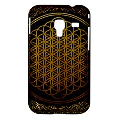 Bring Me The Horizon Cover Album Gold Samsung Galaxy Ace Plus S7500 Hardshell Case