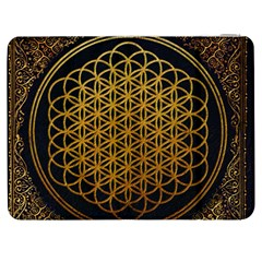 Bring Me The Horizon Cover Album Gold Samsung Galaxy Tab 7  P1000 Flip Case